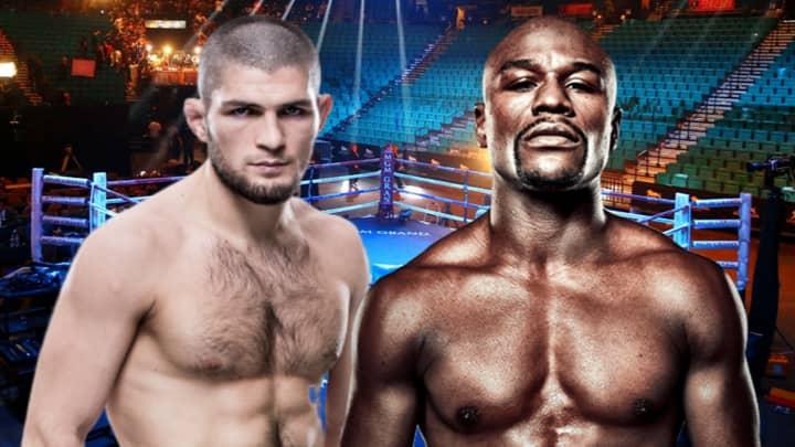 Khabib Nurmagomedov Wants To Fight Floyd Mayweather In A Hybrid Fight After UFC 249