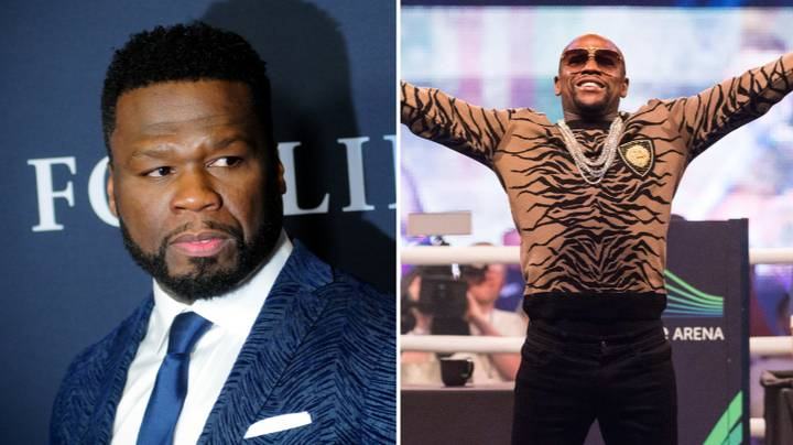 Floyd Mayweather Calls Out 50 Cent For Winner Takes All Fight
