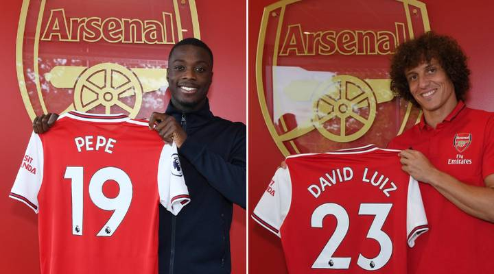 Arsenal's £140m Summer Spending Spree Explained In A Comprehensive Twitter Thread