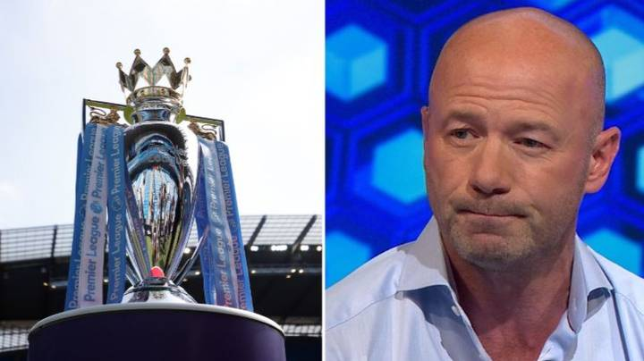 Alan Shearer Picks His Premier League Team Of The Season So Far
