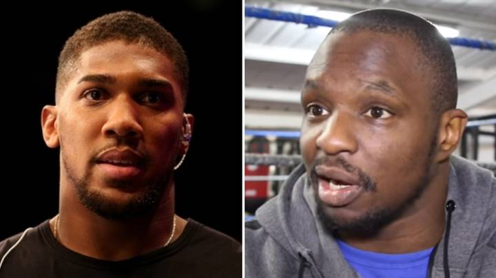 Dillian Whyte Shares The Big Rumour He's Heard About Anthony Joshua's Next Fight
