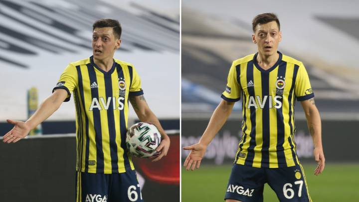 Mesut Ozil Is Struggling At Fenerbahce After Making Move From Arsenal