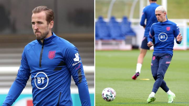 England Players Are Recreating 'Walk Of Shame' In Training To Prepare For Germany Game