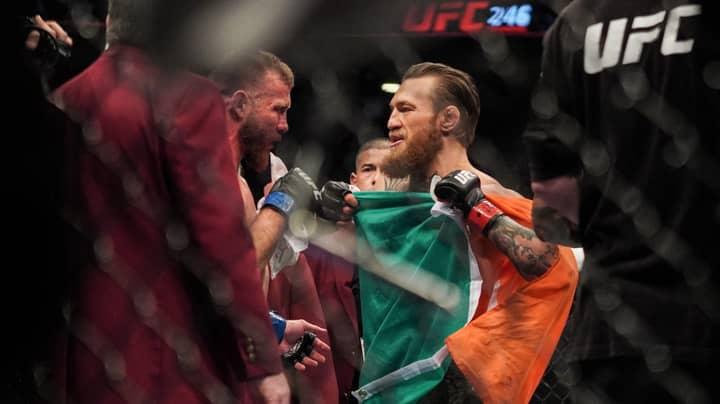 UFC 264 Fight Between Conor McGregor And Dustin Poirier Is OFF