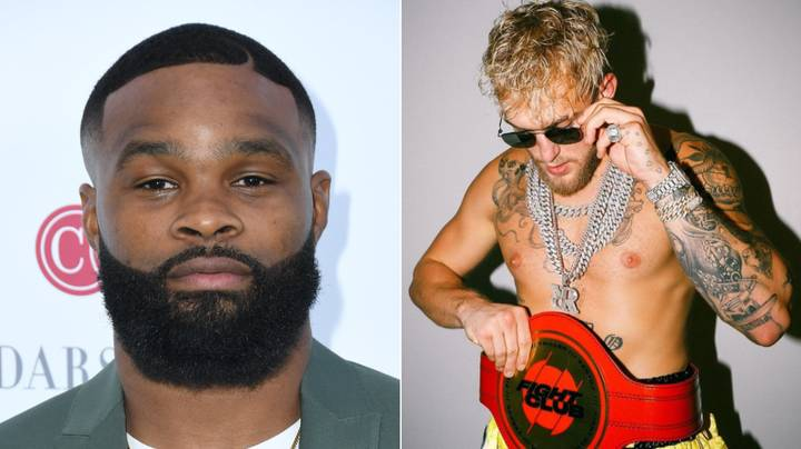 Tyron Woodley Backed To 'Sleep Jake Paul Quickly' And Correct The World