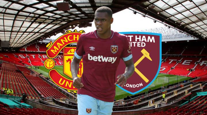 Manchester United Willing To Pay £45m Plus Player For West Ham Defender Issa Diop