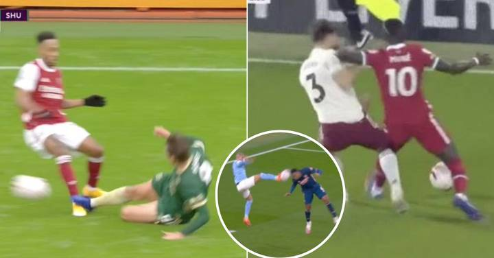Arsenal Fan Creates Thread Of Every VAR And Referee Decision To Go Against Gunners This Season