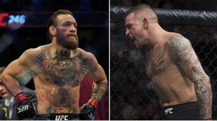Conor McGregor Deletes Tweet As He Attacks 'Weird' UFC Rankings, Dustin Poirier Hits Back