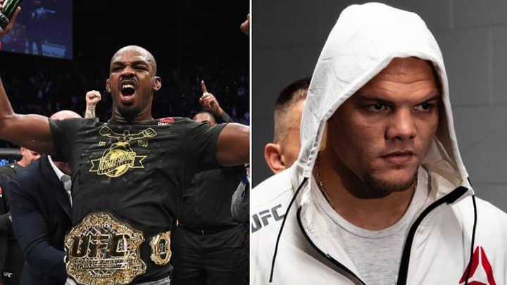 Jon Jones Set To Fight Anthony Smith At UFC 235 In Las Vegas