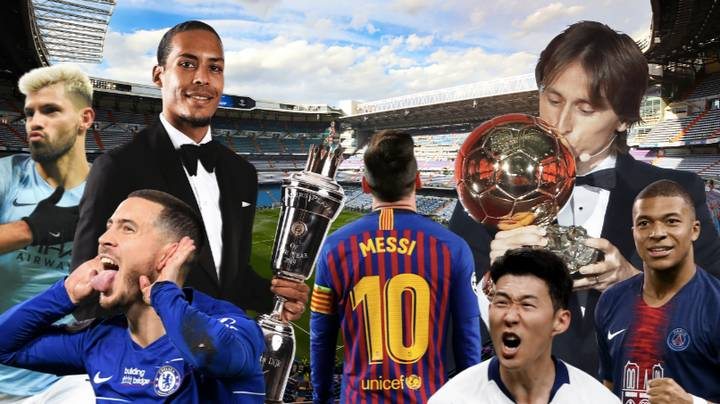 The Top 100 Best Male Footballers In The World Ranked