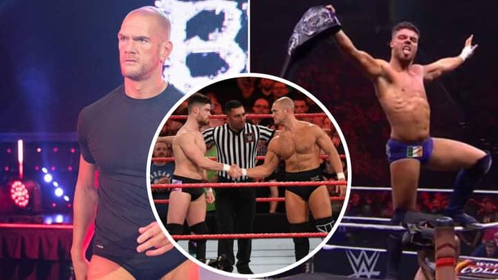 WWE NXT Superstar Danny Burch Believes NXT Cruiserweight Champion Jordan Devlin Is 'Absolutely Fantastic'