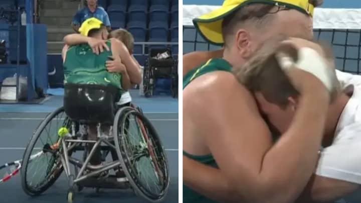 Incredible Act Of Sportsmanship At Paralympics Goes Viral