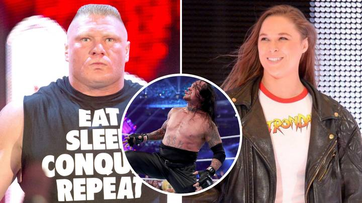 WWE Salaries For Brock Lesnar, Ronda Rousey And Other Major Stars Revealed