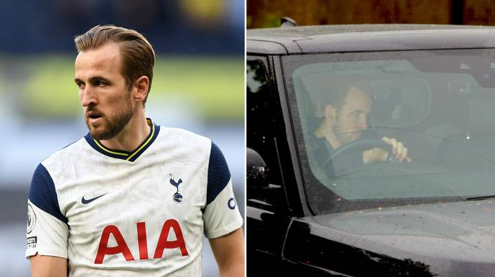 Harry Kane Fails To Turn Up To Tottenham Hotspur Training