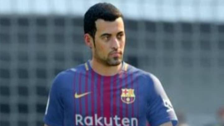 People Aren't Happy With Sergio Busquets' Passing Stats On FIFA 19