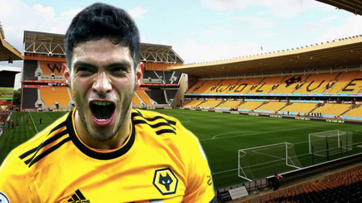 Wolves Set To Sign Raul Jimenez Permanently For €41 Million