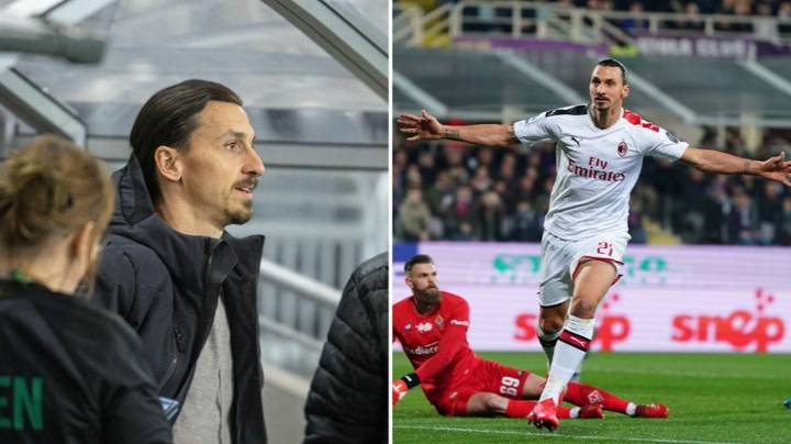 Zlatan Ibrahimovic To Quit Playing To Start Managerial Career