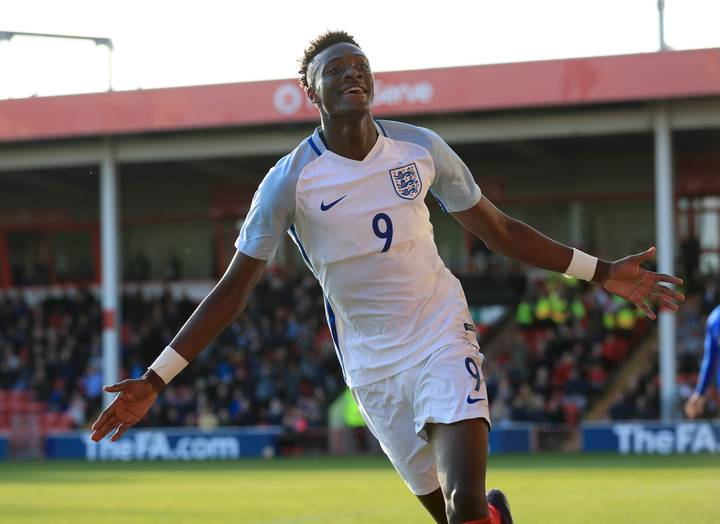Tammy Abraham May Have Just Played His Last Game For England