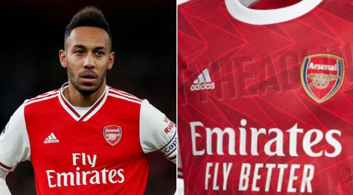 Arsenal's 2020/21 Home Kit Leaked Online