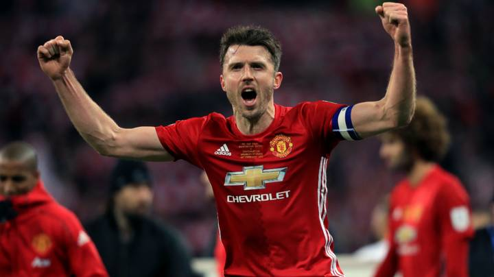 Guardiola Says Michael Carrick Is One Of The Best Holding Midfielders He's Ever Seen