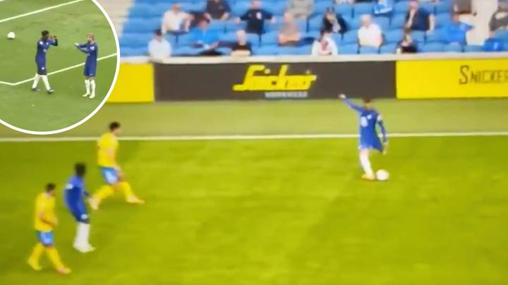 Timo Werner Scores On His Chelsea Debut As Hakim Ziyech Delivers Incredible Cross