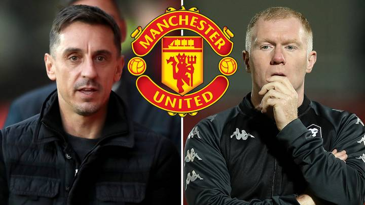Paul Scholes Doesn't Agree With Gary Neville Over Best Manchester United Team Pick