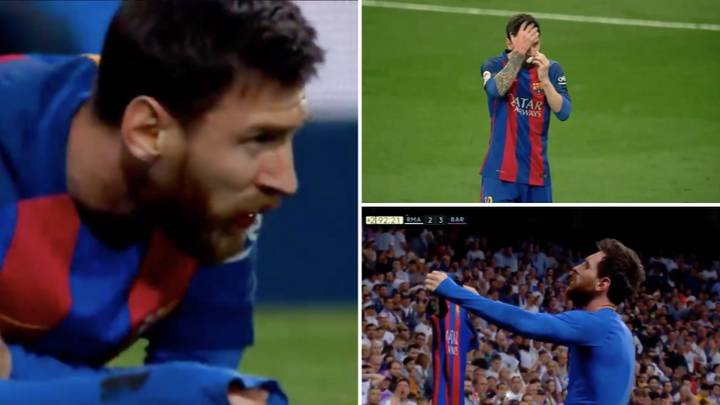 When Lionel Messi Dropped The Coldest Performance Of His Career Against Real Madrid
