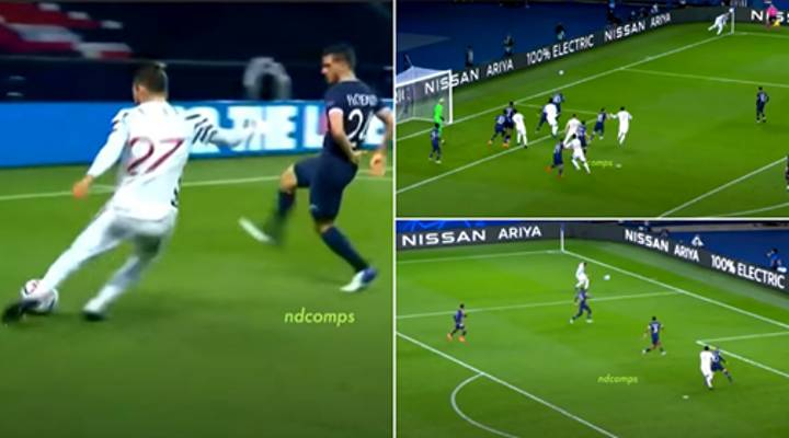Alex Telles Is Already A Manchester United Hero After Incredible Crosses On His Debut Vs PSG