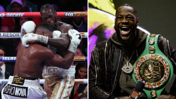 Deontay Wilder's Boxing Career Is Torn Apart And 'Exposed' In Fan's Brilliant Twitter Thread