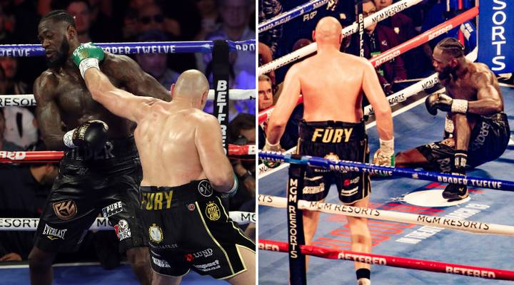 Deontay Wilder Blames His Defeat To Tyson Fury On Heavy Costume