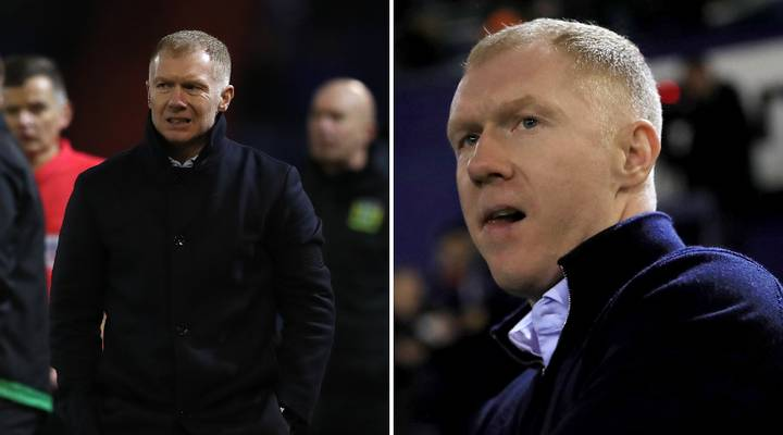 Paul Scholes Fined £8,000 For Breaching FA Betting Rules