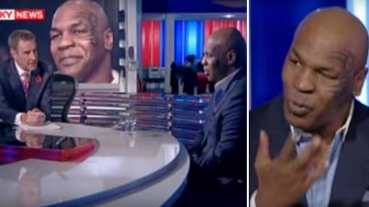 When 'Irritated' Mike Tyson Shut Down Reporter For Asking Him Questions About His Controversial Comments