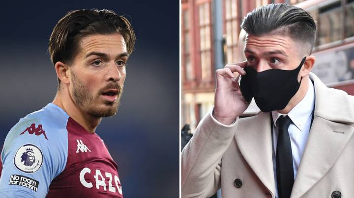 Jack Grealish Hits Back At 'Rubbish' Article About Driving Charges