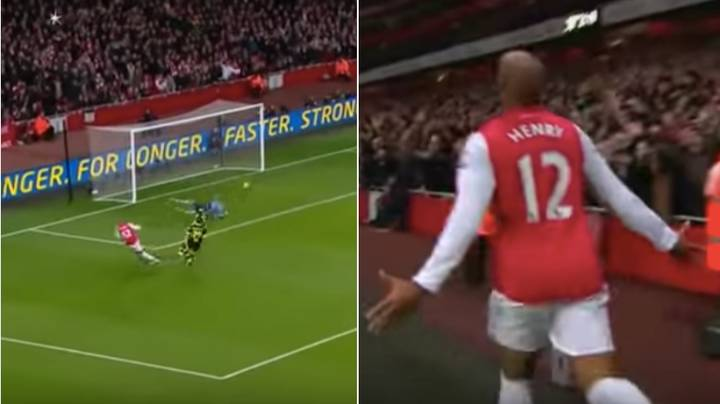 On This Day In 2012, Thierry Henry Returned To Arsenal And Scored 'That Goal' Against Leeds