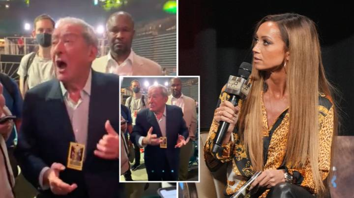 Bob Arum Apologises For Foul-Mouthed Rant At Presenter Kate Abdo, Says He Was 'Completely Wrong'