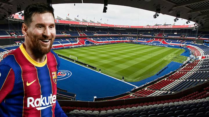 Lionel Messi's Monstrous PSG Salary Has Been Revealed