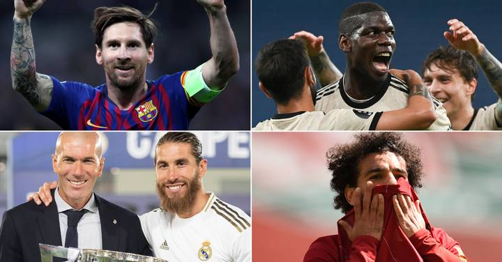 Football Fans Have Ranked The Top 25 Best Clubs In The World
