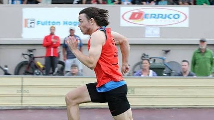 Sprinter Jack Hale Records Fastest 100-Yard Time In Australian History