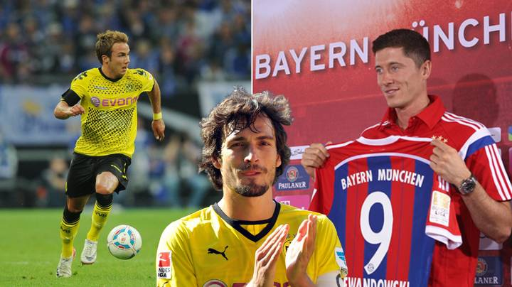 Borussia Dortmund Will No Longer Sell Players To Rivals Bayern Munich