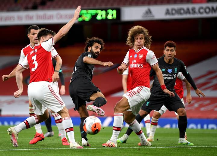 Arsenal Vs Liverpool: Live Stream, TV Channel And Team News For Community Shield Match
