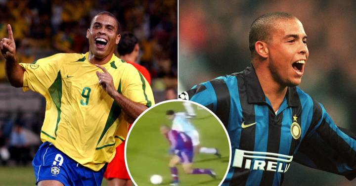 Watch Brazilian Ronaldo Prove He Was The Greatest Ever No 9 In 140 Seconds
