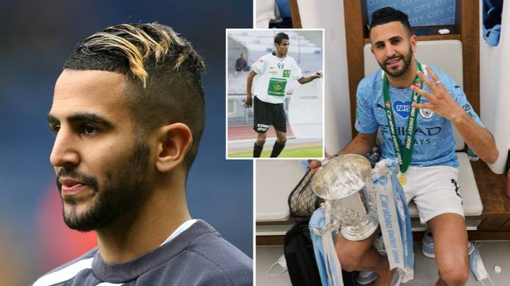 The Story Of Riyad Mahrez's Failed Trial At Scottish Side St Mirren Is Incredible
