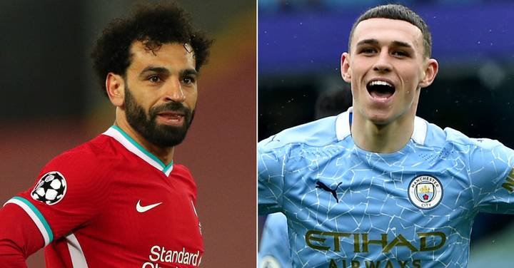 Liverpool Fans Furious That Phil Foden Has Got PFA Nomination Ahead Of Mohamed Salah