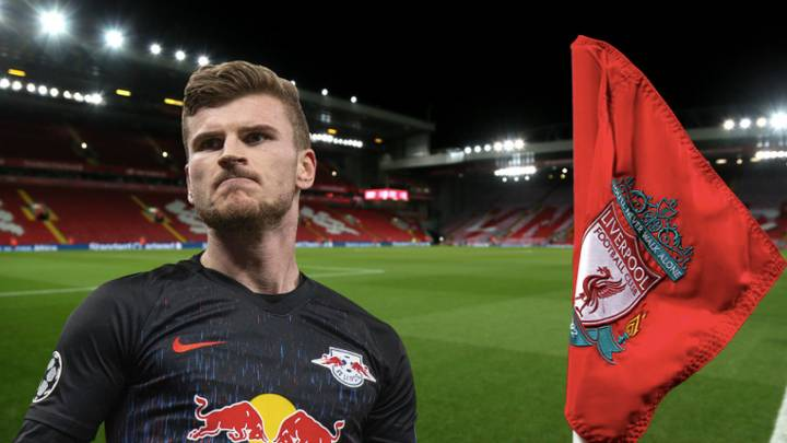 Timo Werner To Reject Manchester United And Barcelona To Wait For Liverpool Offer