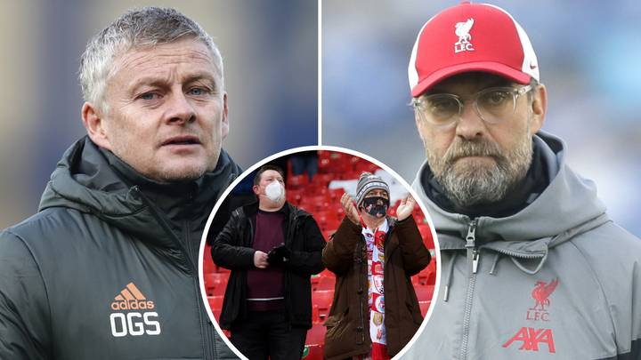 'Manchester United Have Benefited From No Fans In Stadiums Unlike Liverpool'