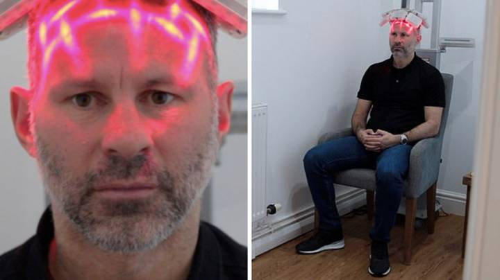 Ryan Giggs Underwent Hair Transplant Due To 'Stress Of Playing For Manchester United'