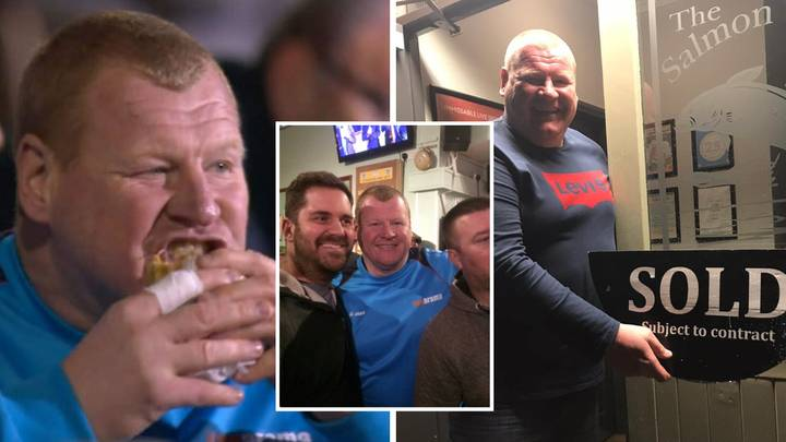 What Happened To Wayne Shaw: The Goalkeeper Who Ate 'That' Pie On Live TV
