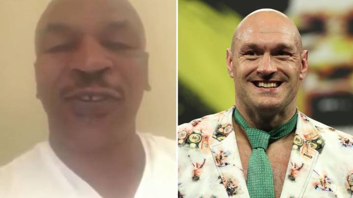 Mike Tyson Was Very Humble About A 'Fantasy' Fight With Tyson Fury