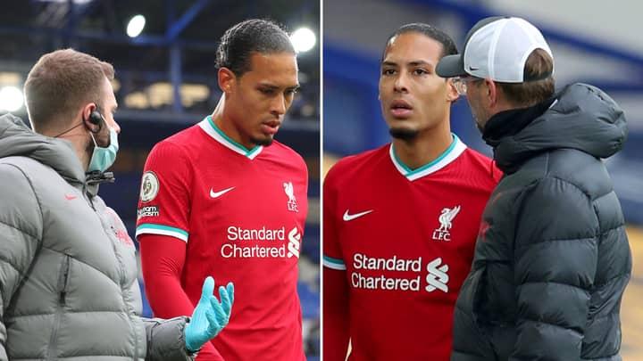 Virgil Van Dijk Has Already Told Jurgen Klopp His Liverpool Replacement