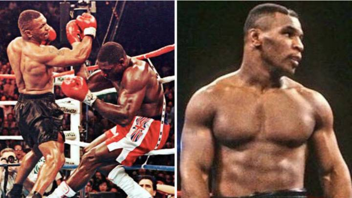 76% Of People Would Take Uppercut From A Prime Mike Tyson For £10 Million